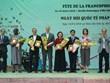 Amantes del francés se dan cita en el Festival de Francofonía en Ciudad Ho Chi Minh