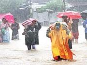 Desastres naturales perjudican países sudesteasiáticos