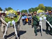 Continúan Vietnam y Cambodia cooperación en búsqueda de combatientes