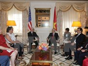 Prensa alemana destaca visita a Washington de líder partidista vietnam