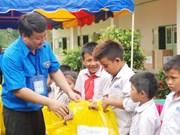 Jóvenes de Hanoi unen manos por impulsar amistad Vietnam-Laos
