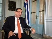 John Kerry se reunirá mañana con Bruno Rodríguez
