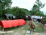 Rinden homenaje a legendario general Vo Nguyen Giap