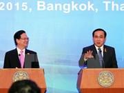 Vietnam – Tailandia vigorizan asociación estratégica