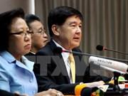 Tailandia enjuiciará a un general por trata humana