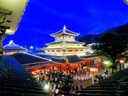 Turismo religioso en An Giang capta gran atención