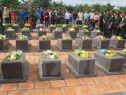 Dedica Vietnam gran empeño en identificar restos de mártires