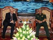 Vietnam e Israel robustecen nexos de defensa