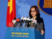 Resuelto Vietnam en lucha contra tráfico humano