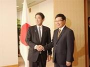 Considera Vietnam a Japón como socio de primera línea