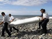 Fragmento encontrado es de Boeing 777, confirmó Malasia