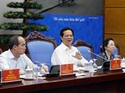 Premier califica de viables las metas socioeconómicas de 2015