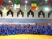 Realizan torneo mundial de Vovinam en Argelia