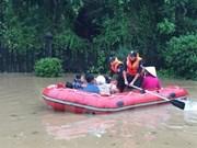 Tres muertos por lluvias continuas en provincias norteñas