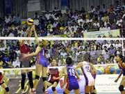 Tailandia, campeón de copa de voleibol femenino VTV 2015