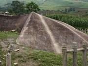 Hallan piedras talladas antiguas en Mu Cang Chai