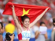 Muestra Vietnam superioridad en Torneo Internacional de Atletismo