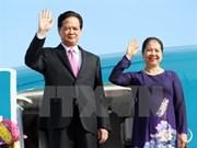 Premier vietnamita visitará Malasia y Singapur