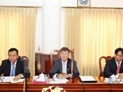 Fomentan cooperación en inspección gubernamental Vietnam-Laos