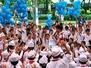 Estimulan en Vietnam voz de niños