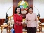 Laos estudiará experiencias en desarrollo de Vietnam