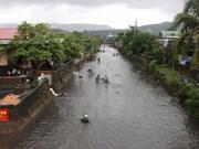 Localidades norteñas empeñan en superar secuelas de inundación