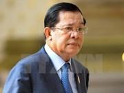 Premier cambodiano urge a resolver disputas marítimas mediante diálogo