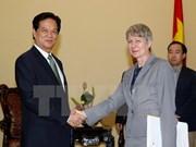 Prioriza Vietnam relaciones con Alemania