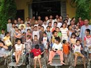 Amplias actividades a favor de víctimas de dioxina