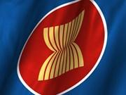 Izan bandera de ASEAN en Australia Occidental