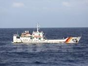 Recibe Vietnam barco auspiciado por Japón