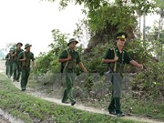Kien Giang fortalece cooperación con localidades cambodianas