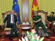 Vietnam y Unión Europea impulsan cooperación en defensa