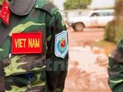 Reconoce Vietnam experiencias en garantía de paz en Sudán del Sur