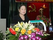 Fomentan labores de movilización popular para vietnamitas en Ultramar