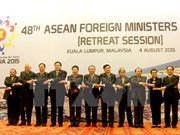 AMM 48 centra atención en asuntos de Mar Oriental