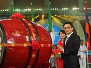 Comienza Congreso de Artes Marciales de Vietnam