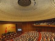 Comité del Parlamento vietnamita iniciará nueva reunión de trabajo