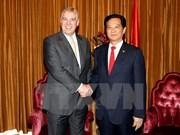 Cumple premier vietnamita amplio programa de encuentros en Singapur