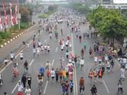 Celebran en Indonesia Día de ASEAN