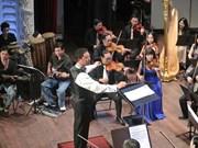 Público vietnamita disfruta de música clásica de Rusia