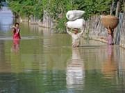 Sufre Myanmar graves inundaciones