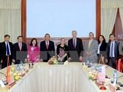 Impulsan Vietnam y Estados Unidos cooperación judicial