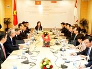 Visita de premier profundiza nexos con países de ASEAN