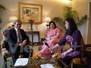 Embajadores: Nexos Vietnam-India parecen mejor que nunca
