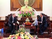 Canadá amplía intercambio comercial con Delta de Mekong
