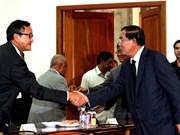 Cambodia: Partidos políticos debaten fecha para elecciones