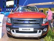 Venta record de Ford Vietnam en julio