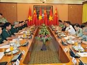 Diálogo estratégico de defensa Vietnam-China