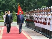 Vietnam y Bangladesh elevan nexos a nueva altura